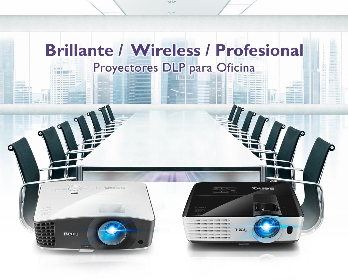BenQ Proyectores para Oficina  y Monitores para Profesionales