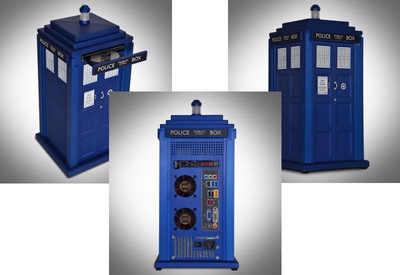 12 regalos navideños para los fans de Doctor Who