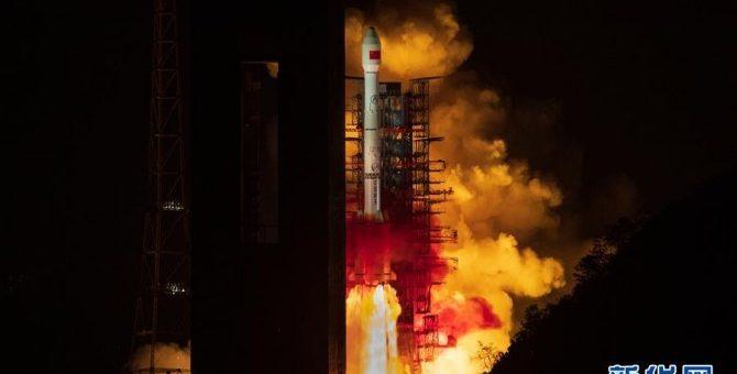 Lanzado el satélite Tian Lian 2A