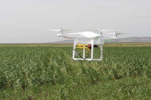 Drones y otros robots para impulsar el despliegue de energías renovables