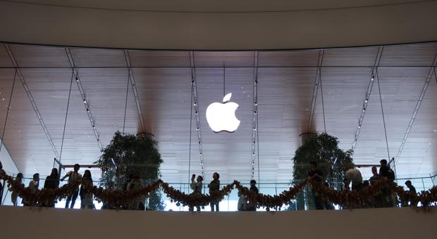 La ruptura de Google con Huawei y la guerra comercial castigan a Apple que cae en torno al 3%