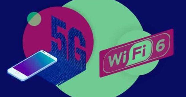 WiFi 6 y 5G, una nueva era en la conectividad personal.