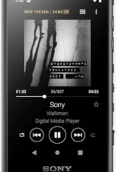 New Walkman® A100 de la serie A