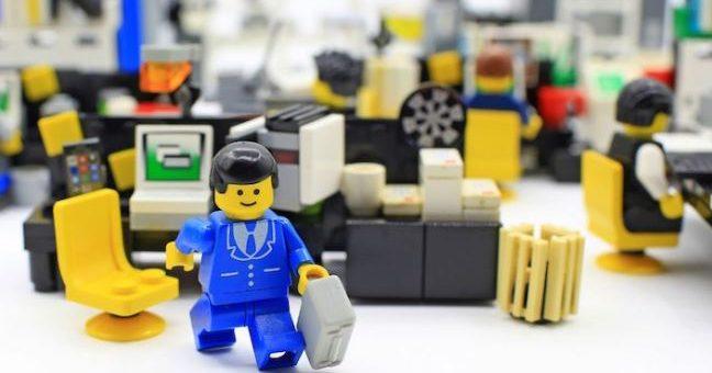 La ciberseguridad como un juego de LEGO