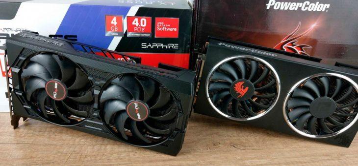 AMD Radeon RX 5500 XT, una tarjeta gráfica para la gama media-baja