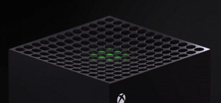 ¿POR QUÉ LA XBOX SERIES X TIENE ESA FORMA?
