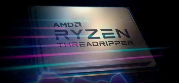 EL AMD RYZEN THREADRIPPER 3990X MUESTRA SU POTENCIAL EN OVERCLOCK