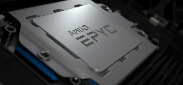 FILTRADOS SEIS PROCESADORES AMD EPYC CON HASTA 64 NÚCLEOS