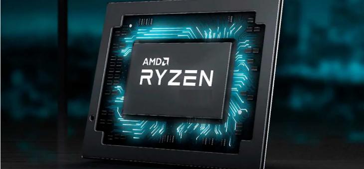 LOS AMD RYZEN 4000 PARA PORTÁTIL SUPERAN A CPUS DE ESCRITORIO