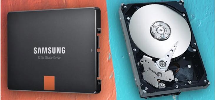 ESTE 2020 YA SE VENDERÁN MÁS SSD QUE DISCOS DUROS NORMALES